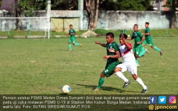 Liga 2 2019: Dimas dan Andre Resmi Berkostum PSMS Medan
