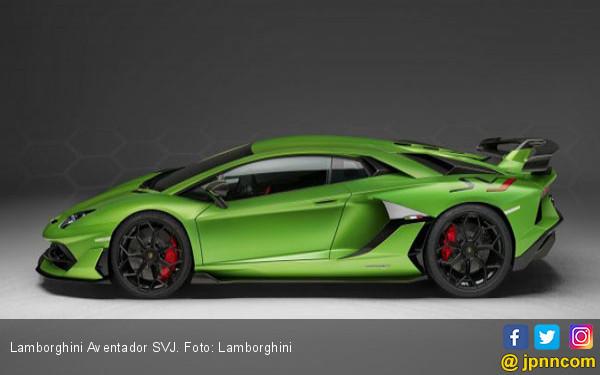 Lamborghini Mulai Siapkan Mobil Listrik - JPNN.com