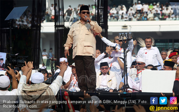 Surat SBY Terkait Model Kampanye Akbar Prabowo Adalah Bentuk Kegelisahan - JPNN.COM