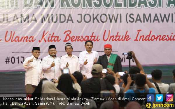 Samawi Aceh Semakin All Out Menangkan Jokowi Jpnn Com
