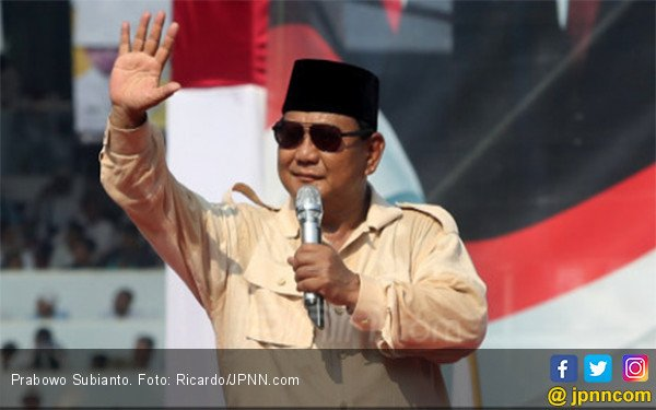 Prabowo Subianto Tidak Hadiri Upacara HUT RI ke-74 di Istana Negara, Mengapa? - JPNN.com