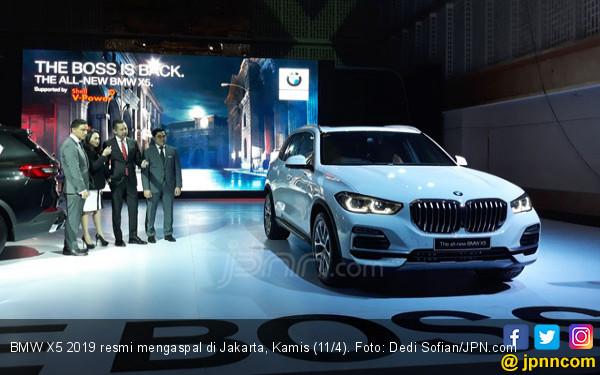 BMW X5 2019 Dirakit Lokal Harga Hampir Rp 1,5 Miliar - JPNN.com