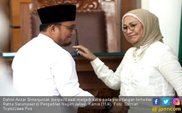 Kesaksian Dahnil BPN Prabowo dalam Persidangan Ratna Sarumpaet - JPNN.com
