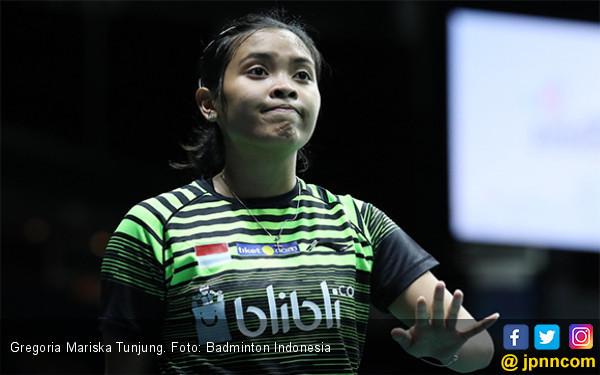Jorji Gagal Tembus Semifinal Thailand Masters 2020 - JPNN.com