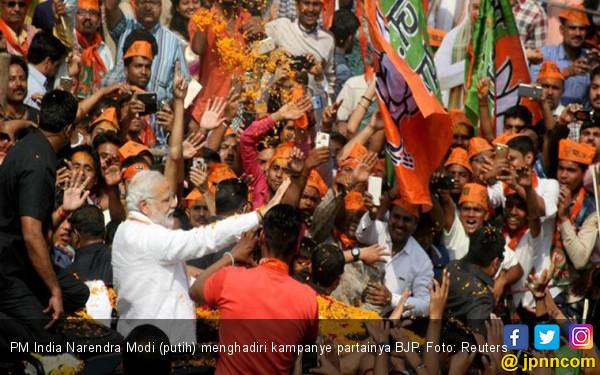 Wow! Petahana Terima Donasi Kampanye Rp 2,1 Triliun, Oposisi Cuma Rp 442 M - JPNN.com