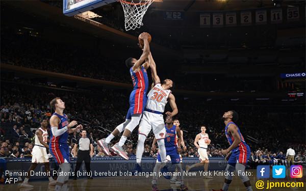 Detroit Pistons Dapat Tiket Terakhir NBA Playoffs - JPNN.com