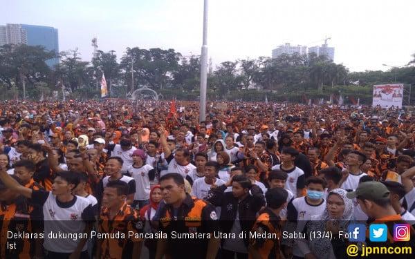Pemuda Pancasila Mendukung Penuh Kader yang Maju di Pilkada - JPNN.com