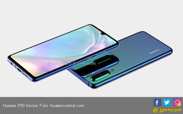 Taiwan Blokir 3 Model Hp Huawei, Kok Bisa? - JPNN.com