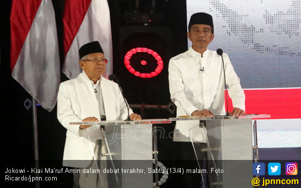 Milenial Hijaber Ramai-Ramai Dukung Jokowi di Medsos - JPNN.com