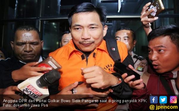 Jaksa KPK Dakwa GM PT HTK Penyuap Bowo Sidik Pangarso - JPNN.com