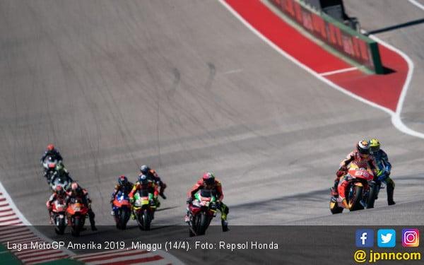 Dorna Sports Putar Otak Selamatkan MotoGP 2020 - JPNN.com