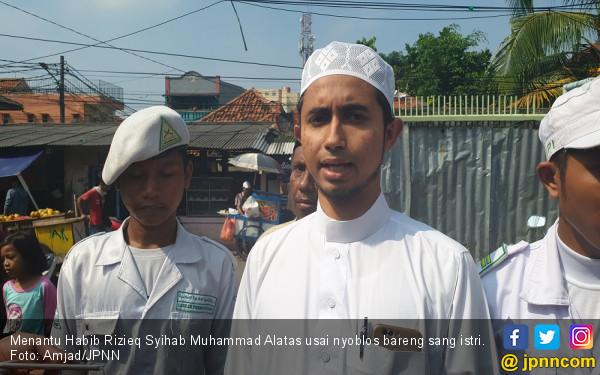 Jelang Lebaran, Menantu Habib Rizieq Shihab Minta Penangguhan Penahanan - JPNN.com