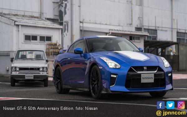Menapaki Sejarah di Edisi Setengah Abad Nissan GT-R - JPNN.com