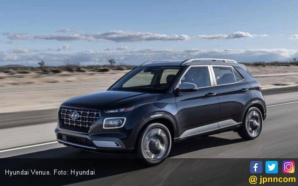 SUV Terkecil Hyundai Resmi Senggol Suzuki Vitara dan Ford EcoSport - JPNN.com