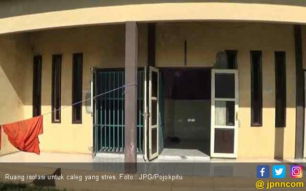 Inilah Ruangan Khusus untuk Caleg yang Stres karena Kalah di Pileg - JPNN.com