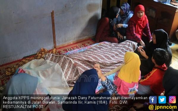 Petugas KPPS Meninggal: Kemenkeu SudahTetapkan Besaran Santunan - JPNN.com