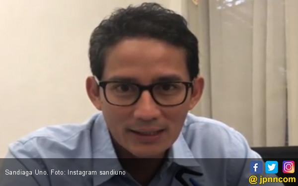 Harapan Sandiaga Uno Setelah Kerusuhan di Manokwari - JPNN.com