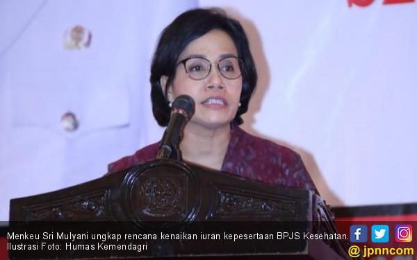 Pemerintah Bakal Naikkan Iuran Peserta BPJS Kesehatan - JPNN.com