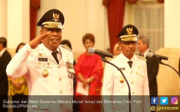 Mantan Komandan Korps Brimob Dilantik jadi Gubernur Maluku - JPNN.com