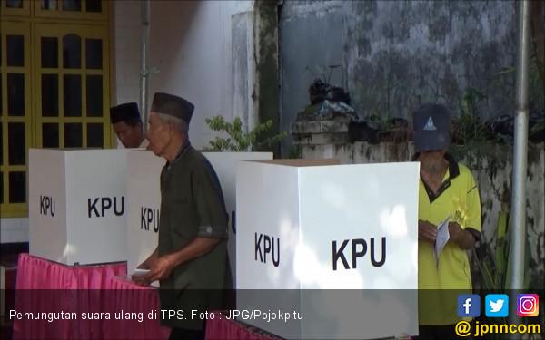 Pemungutan Suara Ulang, Jokowi – Ma'ruf Tetap Menang - JPNN.com