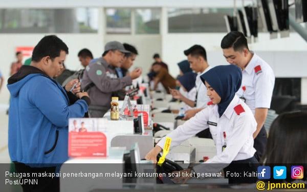 Harga Tiket Pesawat Turun, Semoga Bukan Hanya Skema Diskon - JPNN.com