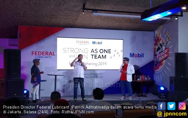 Federal Lubricant Kian Berambisi Kuasai Pasar Pelumas Indonesia - JPNN.com