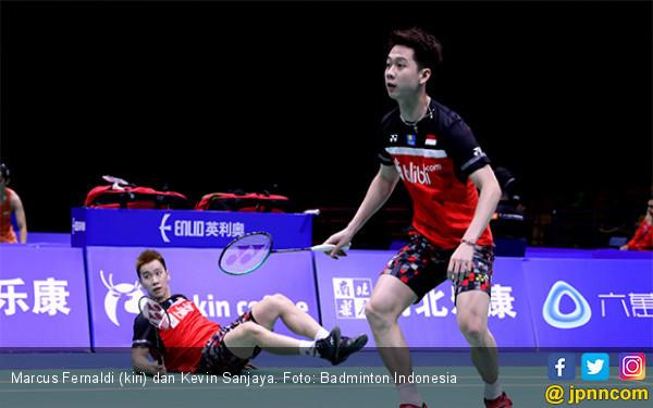 Penjelasan Minions soal Touch yang Diprotes Jepang di Semifinal BAC 2019 - JPNN.com