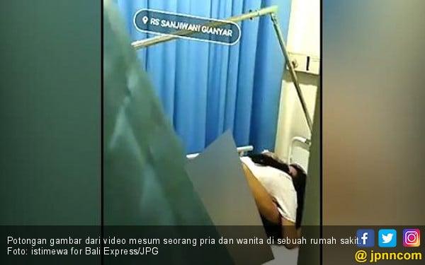 Ada Pasien Nekat Berindehoi Di Rumah Sakit Videonya Menyebar Jpnn Com