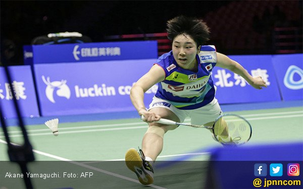 42 Menit! Akane Yamaguchi jadi Ratu Asia Pertama dari Jepang - JPNN.com