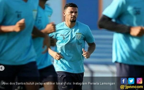 Perseru BLFC vs Persela: Tim Tamu Tanpa Alex Dos Santos - JPNN.com