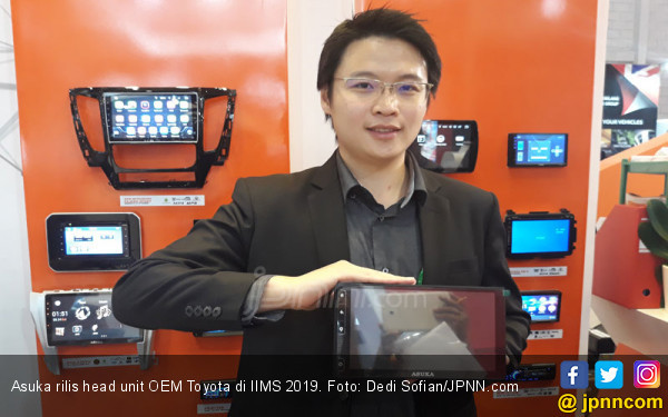 Pilih-Pilih Head Unit Canggih Buat Mobil Toyota, Cek Harganya! - JPNN.com
