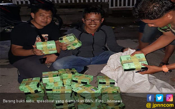 Jaringan Narkoba dari Malaysia Makin Gencar Masuk ke Indonesia - JPNN.com