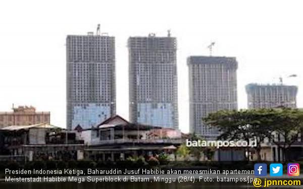Erlesen Tower Meisterstadt Bakal Tandingi Marina Bay Sands - JPNN.com