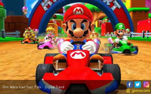 Bulan Depan, Gim Mario Kart Tour Sudah Bisa Diunduh di iPhone dan Android - JPNN.com
