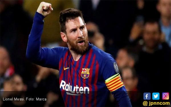 Terbongkar! Rahasia Lionel Messi Jago Tendangan Bebas - JPNN.com
