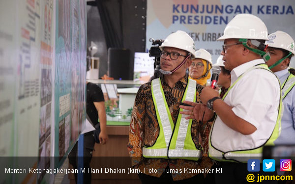 May Day Aman, Menaker: Buruh Makin Matang Dalam Berdemokrasi - JPNN.com