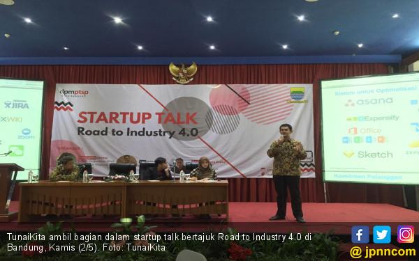 TunaiKita Dorong UMKM dan Startup Segera Ajukan Perizinan Resmi - JPNN.com