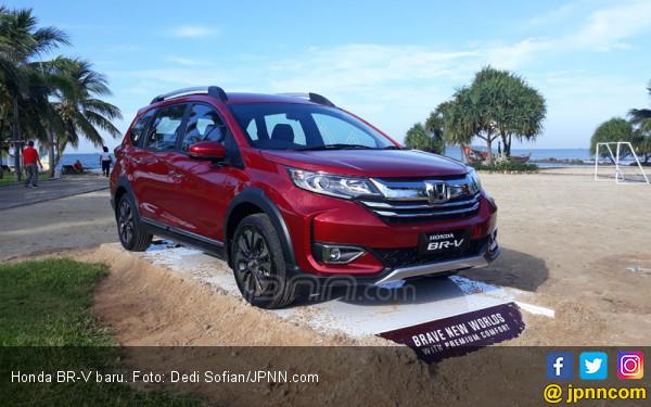 Honda BR-V 2021 Bisa Dipesan Sekarang, tetapi - JPNN.com