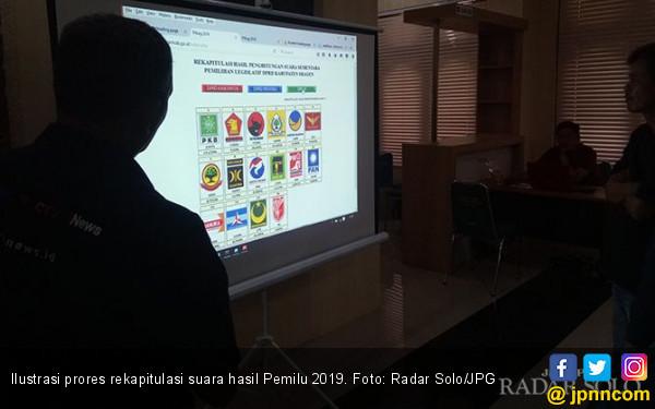 Diduga Menggelembung 140.514 Suara, Kinerja KPU Bali Dipertanyakan - JPNN.com