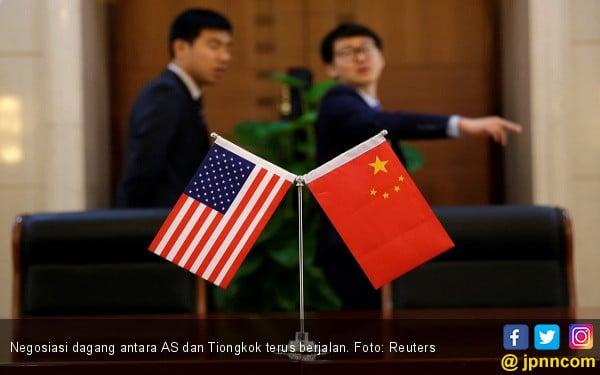 Trump Gebuk Huawei, Tiongkok Hajar Petani AS - JPNN.com