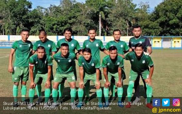 Satu Grup dengan Sriwijaya FC, PSPS, dan Persis Solo, PSMS Yakin Bisa Bersaing - JPNN.com