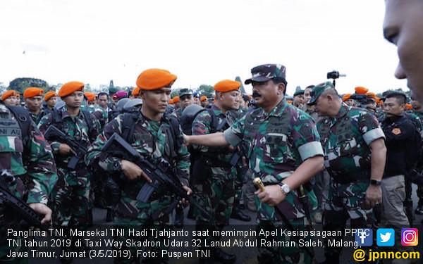 Giliran Panglima Mutasi Besar-besaran untuk Perwira Tinggi TNI AL - JPNN.com