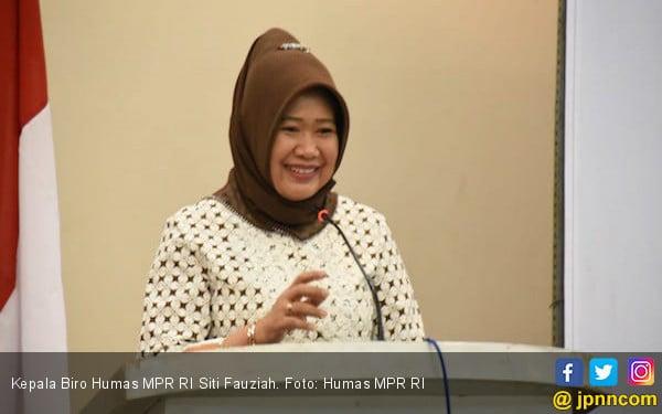 Besok, MPR Gelar Sidang Paripurna Akhir Masa Jabatan 2014-2019, Nih Agendanya - JPNN.com
