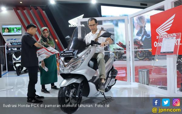 Konsumen Honda PCX Dipanggil ke Bengkel? Ini Respons AHM - JPNN.com