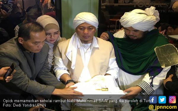 Rambut Nabi Muhammad Hanya Bisa Dilihat Tiga Kali Setahun - JPNN.com