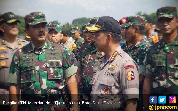 Panglima TNI Mengunjungi Papua - JPNN.com