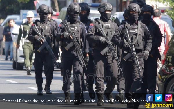 Amnesty International: Brimob Lakukan Pelanggaran HAM di Kerusuhan 21 - 22 Mei - JPNN.com