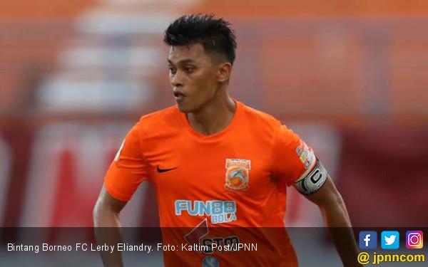 Borneo FC va Arema FC: Lerby Eliandry Umbar Tekad Besar - JPNN.com