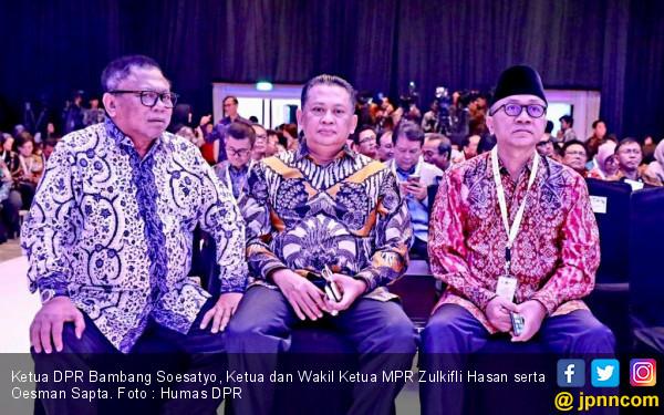 Bamsoet : DPR Dukung Jokowi Permudah Prosedur Berinvestasi - JPNN.com