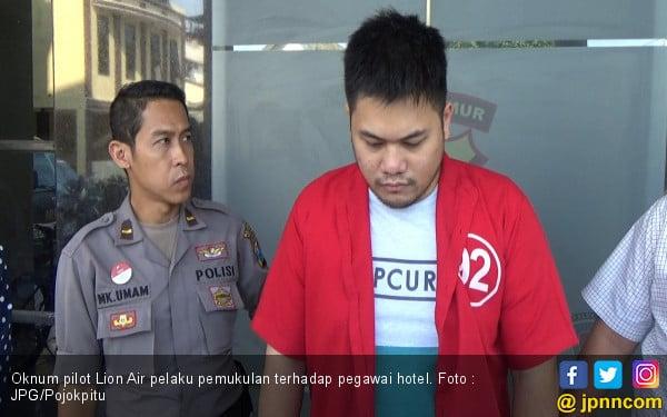 Polisi Tolak Penangguhan Penahanan Oknum Pilot Lion Air - JPNN.com